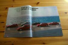Autozeitung 13805) Fiat Tipo 2.0 GT mit 113PS besser als...?