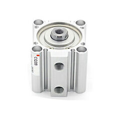 H● SMC CQ2B20-30D Through-hole Cylinder Without Auto Switch New