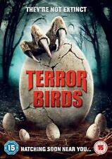 Terror Birds (DVD) (NEW AND SEALED) (REGION 2) (FREE POST)