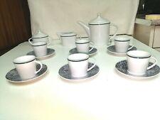 Cappuccino taza de 1 pzas Suomi blanco 0,30 litros de Rosenthal ahí más