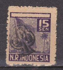Sumatra 0131 OVERPRINT ORI 71z MNH PF Japanese occupation Japanse bezetting