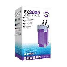 PISCES LABORATORIES EX2000 Aquarium External Canister Filter