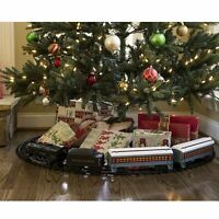 Remote Battery Powered Model Train Set Lionel Large Scale The Polar Express