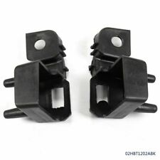 Pair Headlight Lamp Mount Bracket Left & Right Fit For Ford Fusion Lincoln MKZ