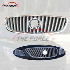 1p Front Chrome Overlay Grille Grill For Buick Lacrosse 2009 2010 2011 2012 2013