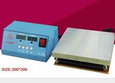 200*200mm split type Electronic hot plate preheat station for phone, LED, PCB U