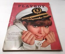 Vintage August 1966 Playboy Mag Jane Fonda H. L. Hunt interview Bunnies of Dixie