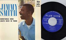 JIMMY SMITH HONEYSUKLE ROSE / LULU'S BACK IN TOW FRENCH / US 45 SINGLE BLUE NOTE