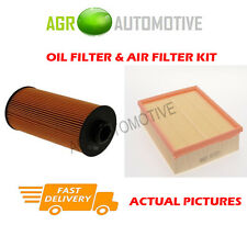 PETROL SERVICE KIT OIL AIR FILTER FOR BMW 535I 3.5 245 BHP 1996-03