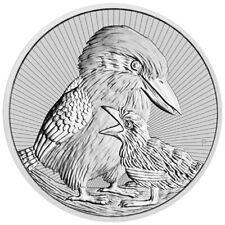 2020 P Australia Silver 2 oz Piedfort Next Generation Kookaburra $2 BU