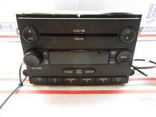 05 Ford am fm 6 disc radio MP3 player 8EST18C815AE  RE0170