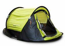 MALAMOO 3 SECOND QUICK WATERPROOF 2 PERSON HIKING CAMPING POP UP TENT MALT23SG