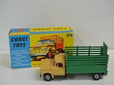 "Corgi Toys - 484 Dodge ""Kew Fargo"" Livestock Transporter mit Box"