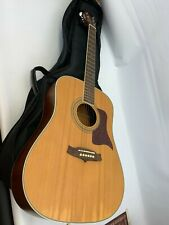 More details for tanglewood tw15ns pro solid wood guitar #1155561