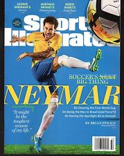 Sports Illustrated 2017 Brazil Soccer Neymar da Silva Santos Jr. Newsstand Issue