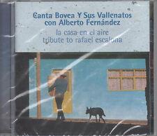 Canta Bovea y sus vallenatos con alberto fernández CD nuevo la casa en el aire