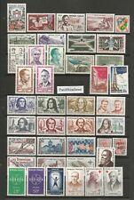 FRANCE 1959 Année  Complète 41 Timbres neufs ★★ luxe / MNH