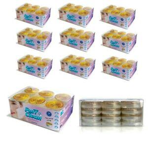 Pufai Puff Clean Makeup Remover Wipes Capsules 240 Capsules 10 Box