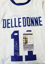Elena Delle Donne (Mystics) Signed Custom University Of Delaware Jersey JSA CERT