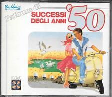 """2 CD FUORI CATALOGO"""" L'ALBUM DI SUCCESSI DEGLI ANNI '50 """" MUROLO  VILLA  MODUGNO"""