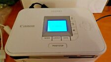 Canon Selphy CP200 Compact Photo Printer 4 x 6 Prints Powers On