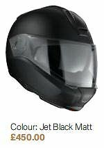 Genuine BMW System 6 EVO Helmet now £320 Various Colours Still available