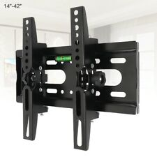 TV MOUNT LCD UNIVERSAL WALL LED BRACKET FLAT SCREEN STAND BASE 32 27 42 TABLE