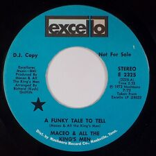 MACEO PARKER & ALL KING'S MEN: Funky Tale to Tell EXCELLO Soul Funk 45 MP3