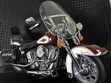Harley Davidson Motorcycle Model Easy Rod Custom Rider Touring Bike 1 10 Chopper