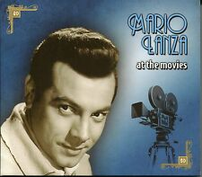 MARIO LANZA AT THE MOVIES CD - BYGONE DAYS - BE MY LOVE, SERENADE & MORE