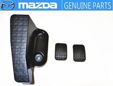 MAZDA GENUINE OEM Roadster MX-5 Miata NA6/8C Foot Rest&Clutch&Brake&Pedal Pad