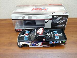2018 #4 Todd Gilliland Mobil 1 Autographed Kyle Busch Motorsports 1/24 Diecast