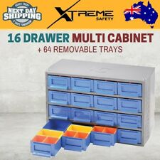 KINCROME K7640 - 16 Drawer 64 Tray Multi Cabinet Interlockable