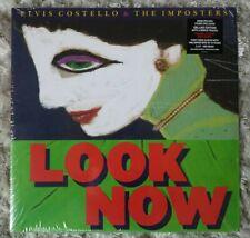 Elvis Costello - Look Now - Red Vinyl 2LP