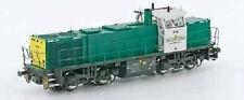 Escala H0 - Mehano Locomotora diésel G1206 Rail4Chem DCC + Sonido AC 55293 NEU