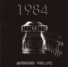 Anthony Phillips - 1984 2cd + DVD Remastered & EXP. Deluxe Version 2 CD + DVD NUOVO