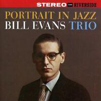 Bill Evans - Portrait in Jazz [New CD] Rmst