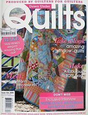 Down Under Quilts Magazine Issue 134, 2009 - 20% Bulk Magazine Discount