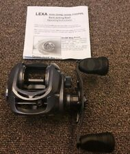 Daiwa Lexa Original High Capacity 7.1:1 Left Hand Baitcasting Reel - LEXA300HSL