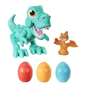 Play-Doh Dino Crew Crunchin' T-Rex Toy for Kids 3 Years and Up with Dinosaur