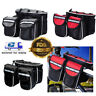 Cycling Rear Rack Seat Saddle Bag Bike Tail Storage Pannier Pouch Bicycle Bag