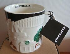 STARBUCKS - Black & White Relief - (AUSTRALIA)