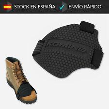 Protector Zapatos Botas Calzado Zona Palanca de Cambio Pedal Moto Motocicleta