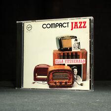 Ella Fitzgerald - Compacto Jazz - música cd álbum