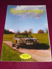 THE DRIVING MEMBER - April 1995 Vol 31 # 11