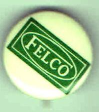 Vintage pin Felco pinback Pruning GARDENING TOOLS Implements Premium button