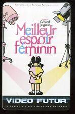 VIDEO FUTUR carte collector MEILLEUR ESPOIR FEMININ 151