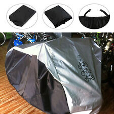 Bicycle Bike Cover Waterproof Outdoor Rain Heavy Duty Protector Cover 3 Bicycles