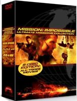 MISSION IMPOSSIBLE - Ultimate Missions Collection - 5 Disc Box Set New UK R2 DVD