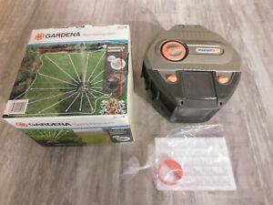 Vielflächen-Versenkregner GARDENA AquaContour automatic